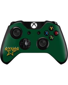 Dallas Stars Solid Background Xbox One Controller Skin