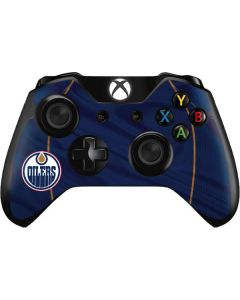 Edmonton Oilers Home Jersey Xbox One Controller Skin