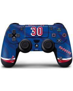 New York Rangers #30 Henrik Lundqvist PS4 Controller Skin