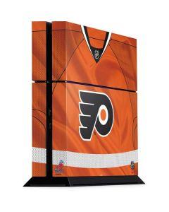 Philadelphia Flyers Jersey PS4 Console Skin