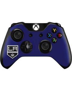 LA Kings Logo Xbox One Controller Skin