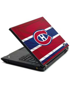 Montreal Canadiens Home Jersey Lenovo T420 Skin