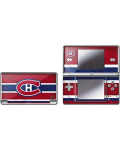 Montreal Canadiens Home Jersey DS Lite Skin