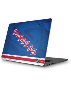 New York Rangers Home Jersey Apple MacBook Pro Skin