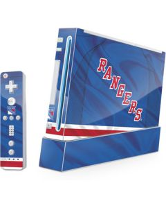 New York Rangers Home Jersey Wii (Includes 1 Controller) Skin