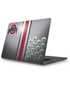 Ohio State University Buckeyes Apple MacBook Pro Skin