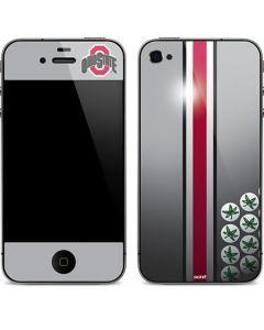 Ohio State University Buckeyes iPhone 4&4s Skin