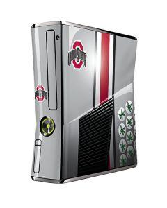 Ohio State University Buckeyes Xbox 360 Slim (2010) Skin