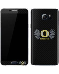 Oregon Ducks Black Galaxy Note5 Skin