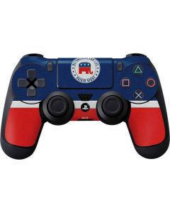 Republican For Life PS4 Controller Skin