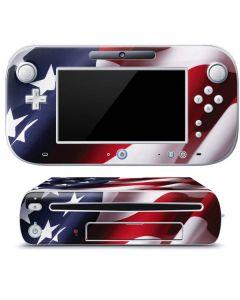 The American Flag Wii U (Console + 1 Controller) Skin