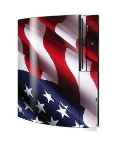 The American Flag Playstation 3 & PS3 Skin