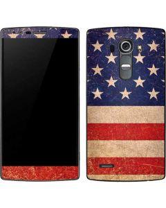 Distressed American Flag G4 Skin