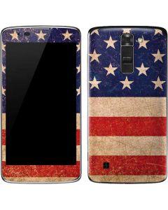 Distressed American Flag K7/Tribute 5 Skin