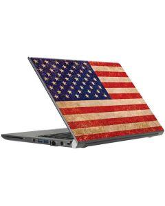 Distressed American Flag Tecra Z40 Skin