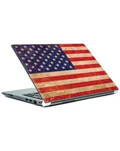 Distressed American Flag Portege Z30t/Z30t-A Skin