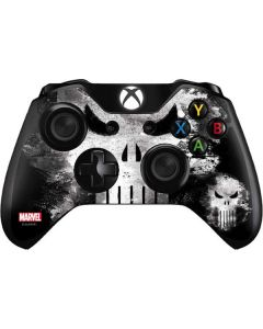 Punisher Long Skull Xbox One Controller Skin