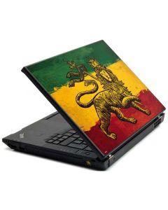 The Lion of Judah Rasta Flag Lenovo T420 Skin