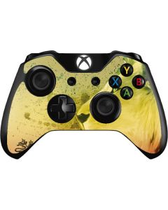 Profile of the Lion of Judah Xbox One Controller Skin