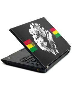 Horizontal Banner - Lion of Judah Lenovo T420 Skin
