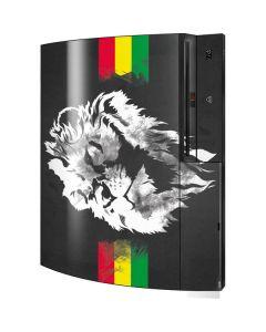 Horizontal Banner - Lion of Judah Playstation 3 & PS3 Skin