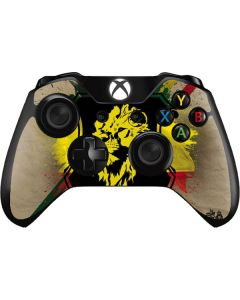 Lion of Judah Shield Xbox One Controller Skin