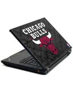 Chicago Bulls Dark Rust Lenovo T420 Skin