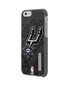 San Antonio Spurs Dark Rust Incipio DualPro Shine iPhone 6 Skin