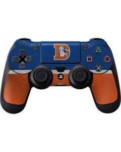 Denver Broncos Vintage PS4 Controller Skin