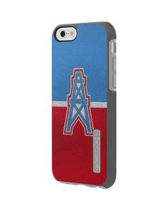 Houston Oilers Vintage Incipio DualPro Shine iPhone 6 Skin