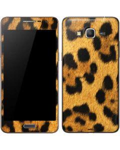 Leopard Galaxy Grand Prime Skin