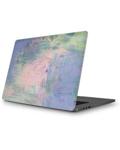 Rose Quartz & Serenity Abstract Apple MacBook Pro Skin