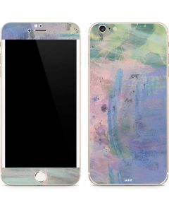 Rose Quartz & Serenity Abstract iPhone 6/6s Plus Skin
