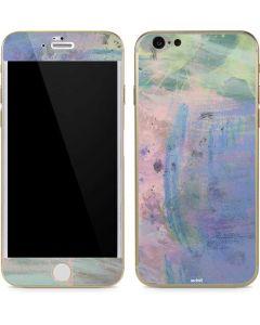 Rose Quartz & Serenity Abstract iPhone 6/6s Skin