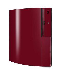 Burgundy Playstation 3 & PS3 Skin
