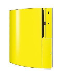 Yellow Playstation 3 & PS3 Skin