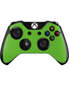 Green Xbox One Controller Skin