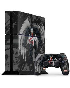 Venom PS4 Console and Controller Bundle Skin