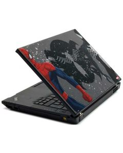 Red and Black Spider-Man Lenovo T420 Skin