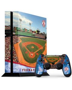 Fenway Park - Boston Red Sox PS4 Console and Controller Bundle Skin