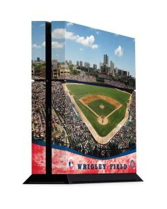 Wrigley Field - Chicago Cubs PS4 Console Skin