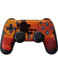 Four AH-64 Apache Helicopters PS4 Controller Skin