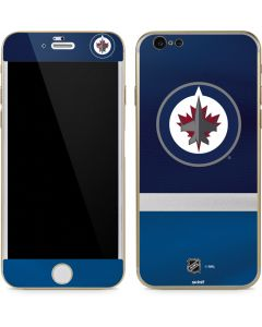 Winnipeg Jets Alternate Jersey iPhone 6/6s Skin