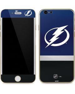 Tampa Bay Lightning Alternate Jersey iPhone 6/6s Skin
