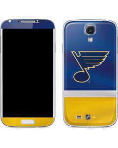 St. Louis Blues Jersey Galaxy S4 Skin