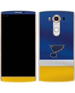 St. Louis Blues Jersey V10 Skin