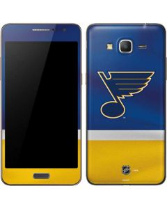 St. Louis Blues Jersey Galaxy Grand Prime Skin