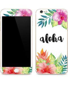 Aloha iPhone 6/6s Plus Skin