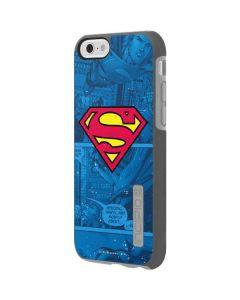 Superman Logo Incipio DualPro Shine iPhone 6 Skin