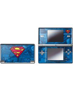 Superman Logo DS Lite Skin